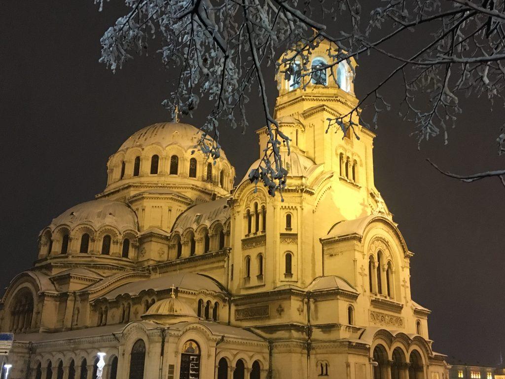 Activities in Sofia